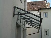 Terrassenüberdachung stahlkonstruktion